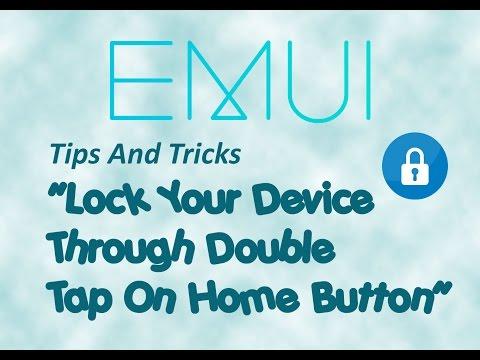 how to turn off screen lock on huawei