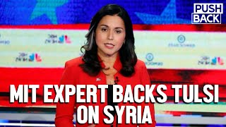 Top scientist denounces smears of Tulsi Gabbard on Syria