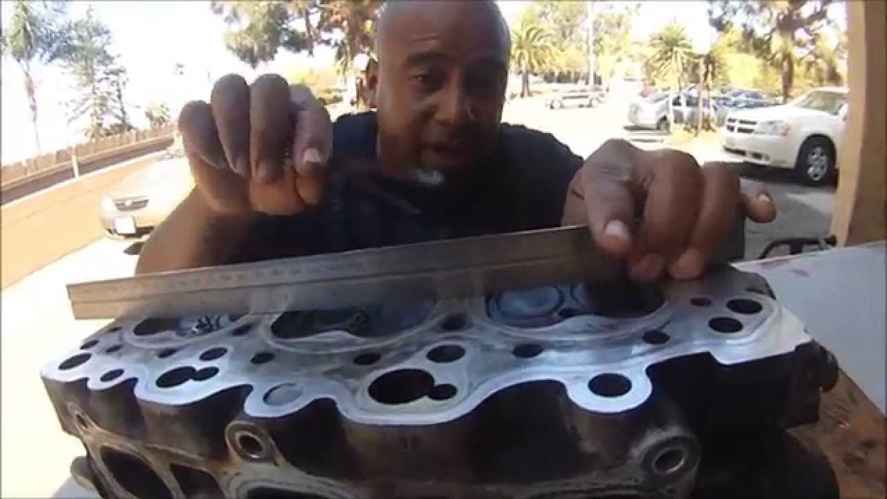Need Your Cylinder Head Resurfaced