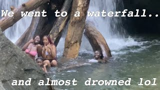 Random Vlog: We Went To Kilgore Falls! (Very Funny)