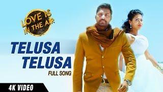 Video Telusa Telusa Full Video 4K UHD Song || Gopi Kakivai, Akhilla Kakivai || Sarrainodu download MP3, 3GP, MP4, WEBM, AVI, FLV Oktober 2017