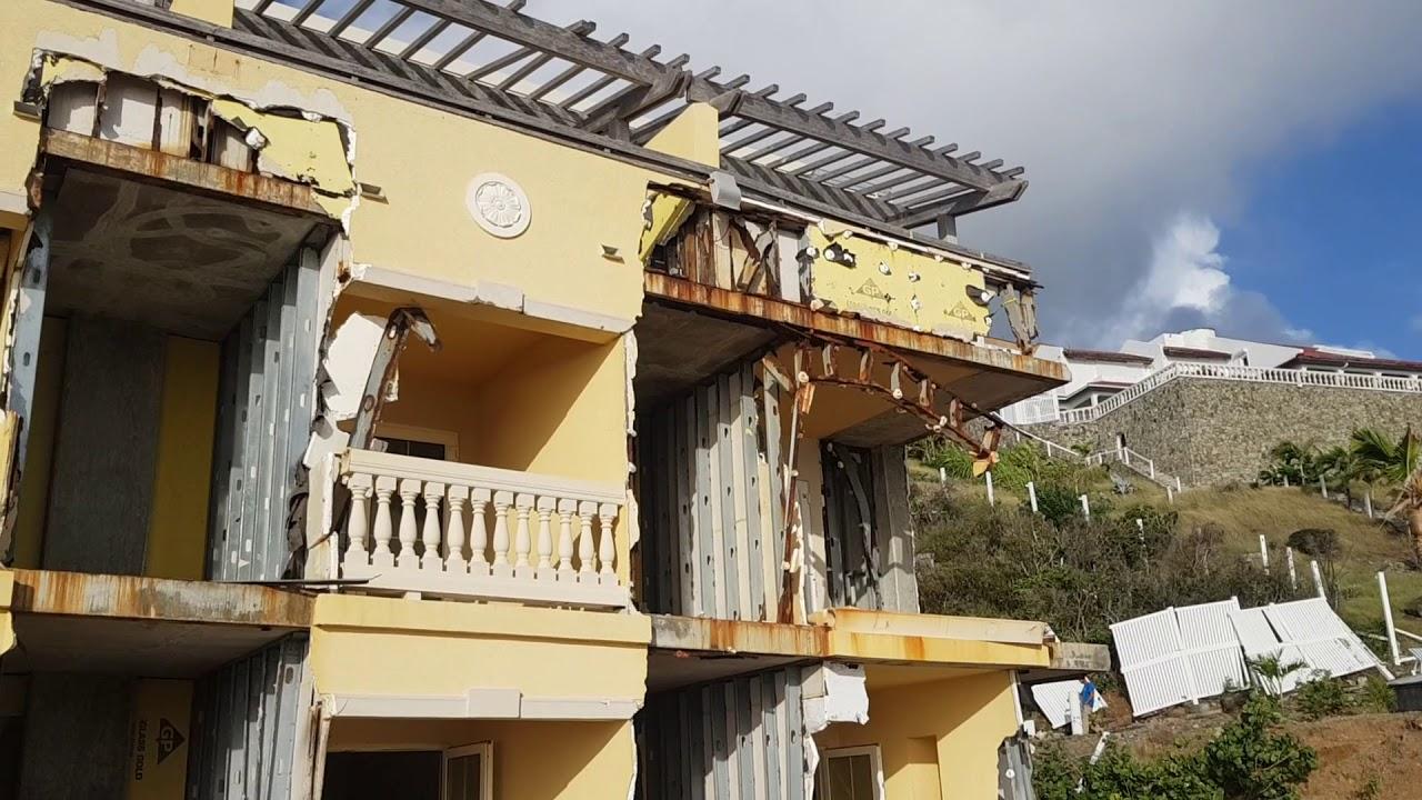 The Westin St Maarten 3 Months After Irma