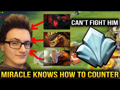 Miracle Morphling: He Knows HOW TO COUNTER All Heroes Dota 2 thumbnail