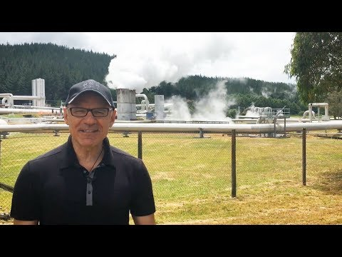 Ted Talks To: Geothermal Energy in New Zealand