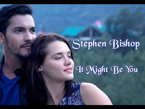 Stephen Bishop 💘 It Might Be You (Tradução)