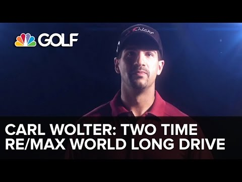 Carl Wolter - Two Time RE/MAX World Long Drive Champion