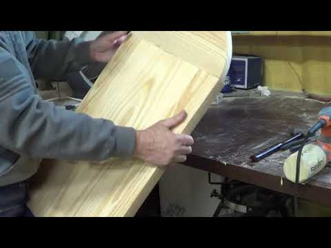 Making A Saddle Stand Part One