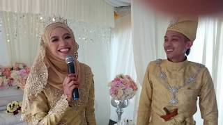 DJ Sham Saat -  Sesi Santai di Majlis Perkahwinan, layanzzz jerr