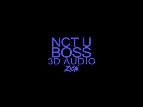 NCT U(엔시티 유) - BOSS (3D Audio Version)