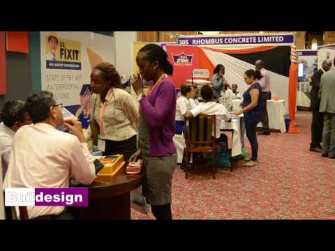 #BUILDesignTV - Totally Construction East Africa Expo