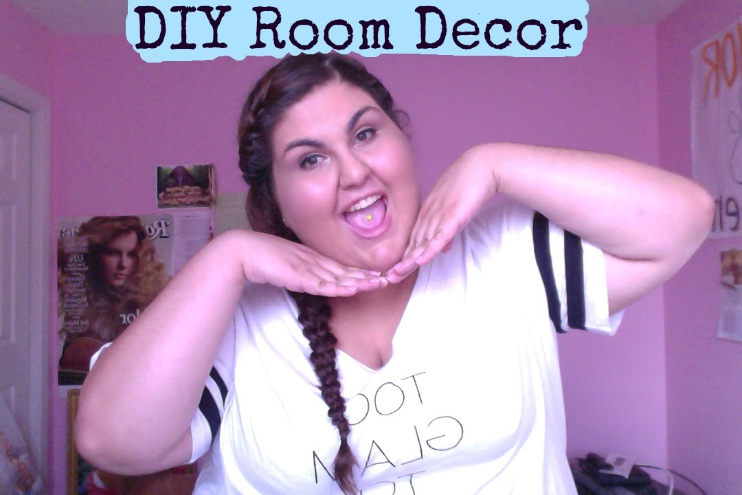 Diy room decor youtube for Room decor youtube channel