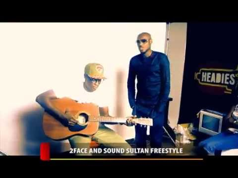 2FACE AND SOUND SULTAN FREESTYLE (Nigerian Entertainment News)