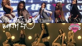 Fifth Harmony & The Pussycat Dolls - My Buttons Worth It (Mashup/Video) Mp3