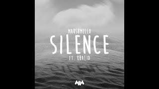 Marshmello feat. Khalid - Silence [Lyrics]