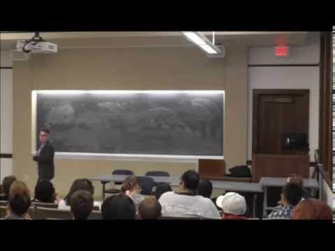 Modern Critical Theory Lecture Series - Jodi Byrd on Indigenous Studies