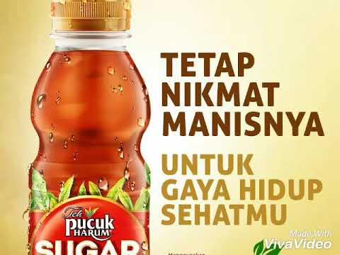 Teh Pucuk Harum Sugar Free Bebas Gula Bukan Rendah Gula Youtube