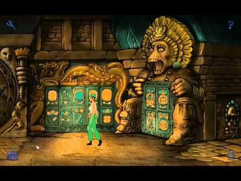 Broken Sword 2: Smoking Mirror (part 25 walkthrough) ~PC Remastered Version~ |