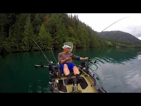 Baker Lake Sockeye 7 Jul 18