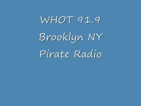 WHOT 91 9  Brooklyn NY  1988 Pirate Radio