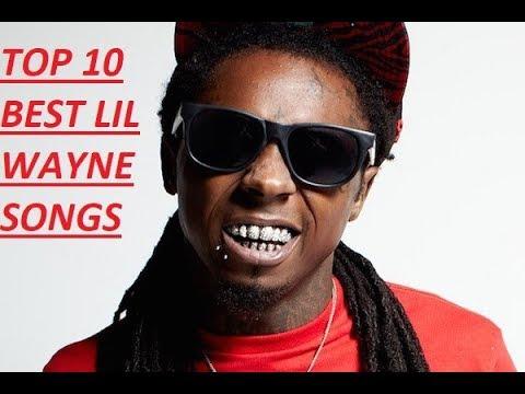 TOP 10 BEST LIL WAYNE SONGS - YouTube