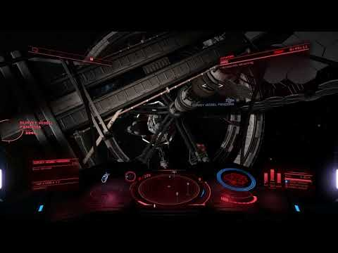 Elite Dangerous: Survey Vessel Pandora with Audio Logs