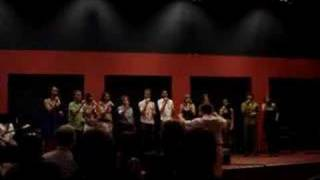 Fontys Jazz Choir - The Grass Grows Greener