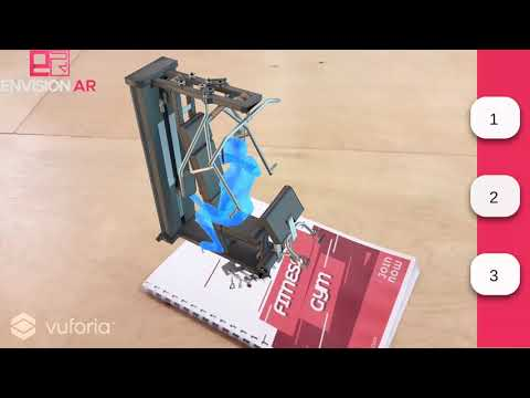 Augmented Reality Magazines   Envision AR