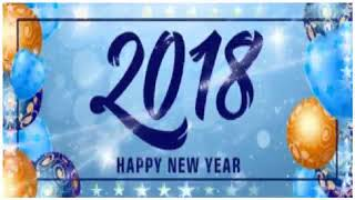 New Year 2018 2019 Wishes Greetings