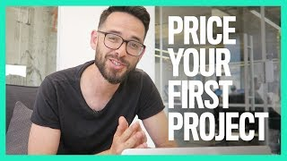 How To Price Your First Freelance Project
