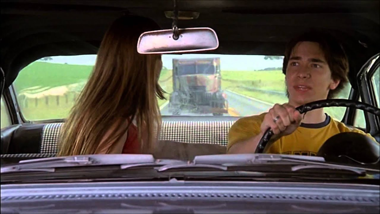 It served as a prototype for the second and third movie trucks. Jeepers Creepers Chase Scene Hd Youtube