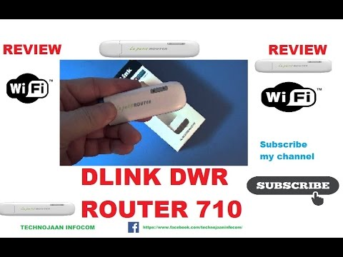 Download D Link Dwr 710 Wi Fi Modem Router Review And Easy