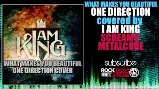 What Makes You Beautiful-One Direction (Screamo cover #2)