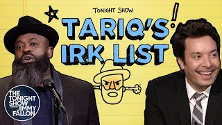 "Tariq's Irk List: ""I Could Care Less,"" New R&B Ad-Libs 