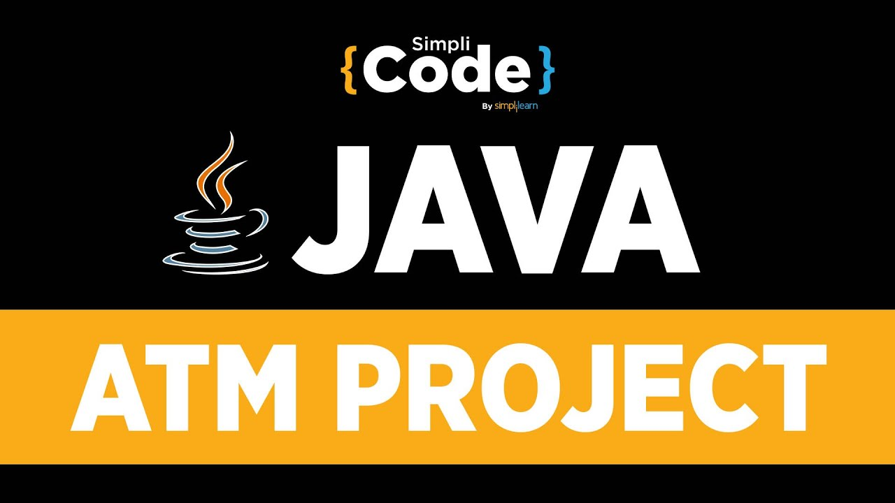 Java Tutorial For Beginners | ATM Project In Java | Java ATM Project Source Code