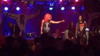 Butcher Babies 2015-05-01 They
