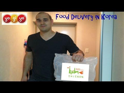 Online Food Delivery in Korea