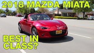 2018 Mazda MX-5 Miata In Depth Review | DGDG.COM