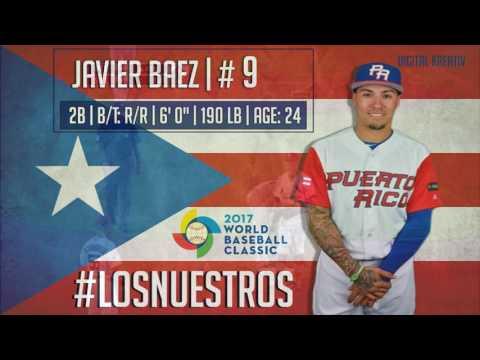 Team Puerto Rico WBC 17
