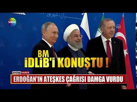 Erdoğan'ın Ateşkes çağrısı Damga Vurdu