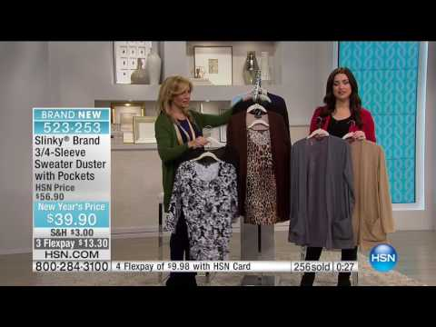 HSN | Slinky Brand Fashions 01.28.2017 - 02 PM