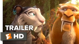 Ice Age: Collision Course Official Trailer #2 (2016) - Ray Romano, John Leguizamo Animated Movie HD