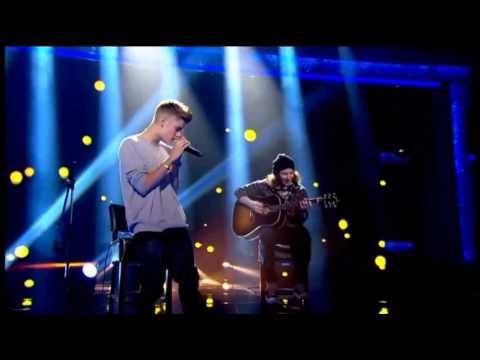 Justin Bieber - All Around the World (Live Let's Dance for Comic Relief)