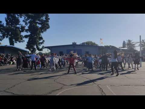 Cedargrove Elementary School Halloween Dance