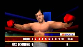 Knockout Kings 2000 Max Schmeling-vs-Muhammad Ali 1