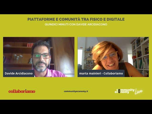 Ep.17 | Davide Arcidiacono | Docente Università di Catania