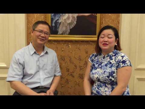 Testimony of Share Abundance Capital Event in Guangzhou.