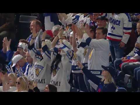 Jääkiekon MM-KISAT 2017 | Suomi - Ranska