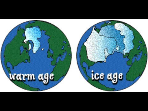 TRUTH ABOUT WHAT CAUSES EARTHS ICE AGES 1/2
