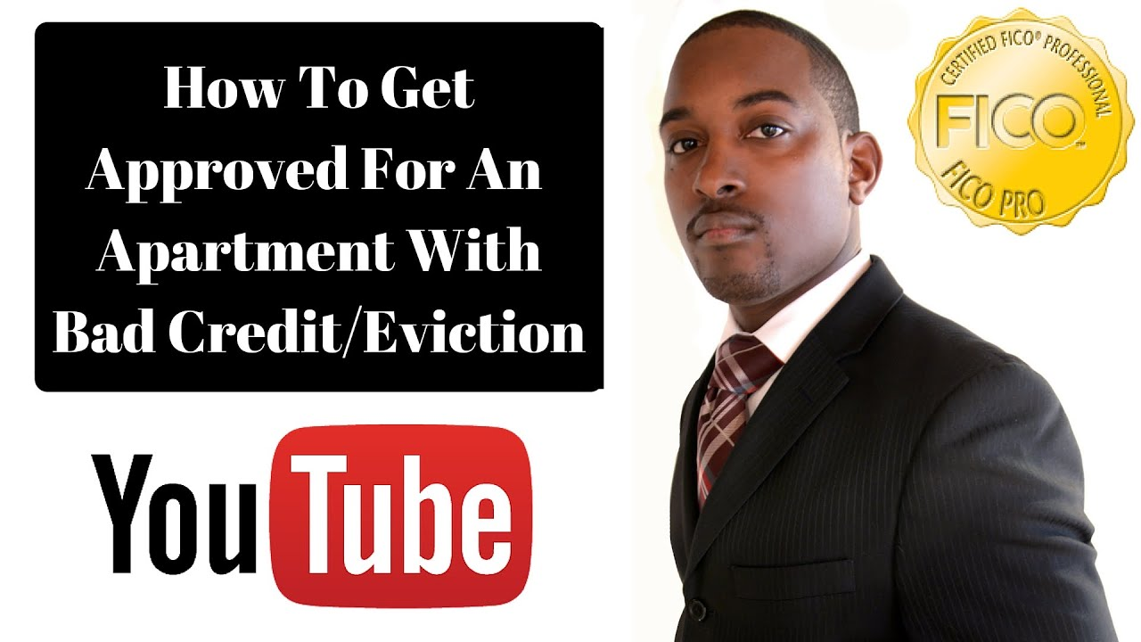 Get Approved For An Apartment With Bad Credit Eviction 850 Club