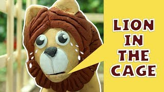 The Caged Lion | Moral Stories for Kids | Bedtime Stories | Stop Motion Cartoons | My Little TV